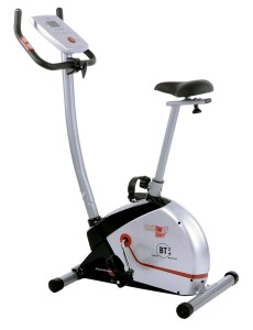 Christopeit Ergometer BT 2 Test